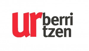 Urberritzen logoa
